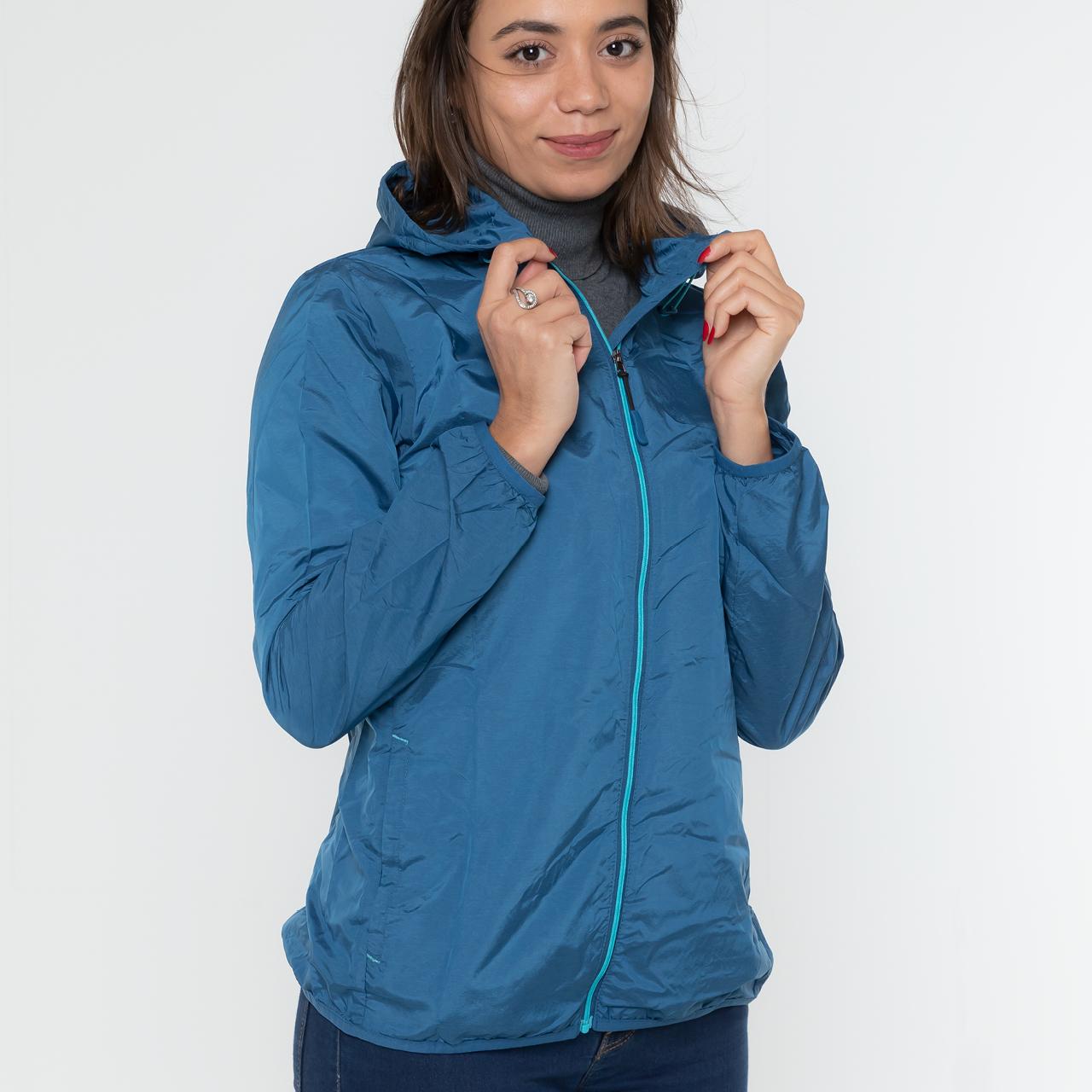 All Season Damen Jacke in blau S/M