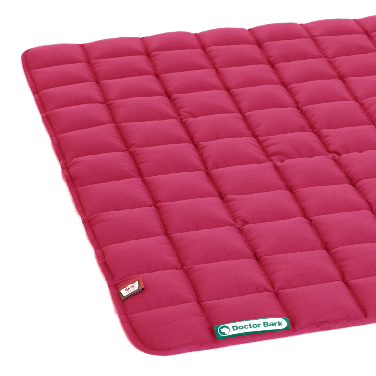 Steppdecke hot pink XXL