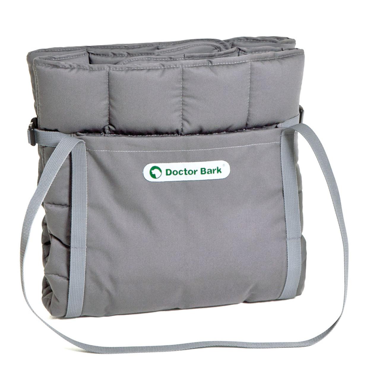 Hunde Travel Bag hellgrau L