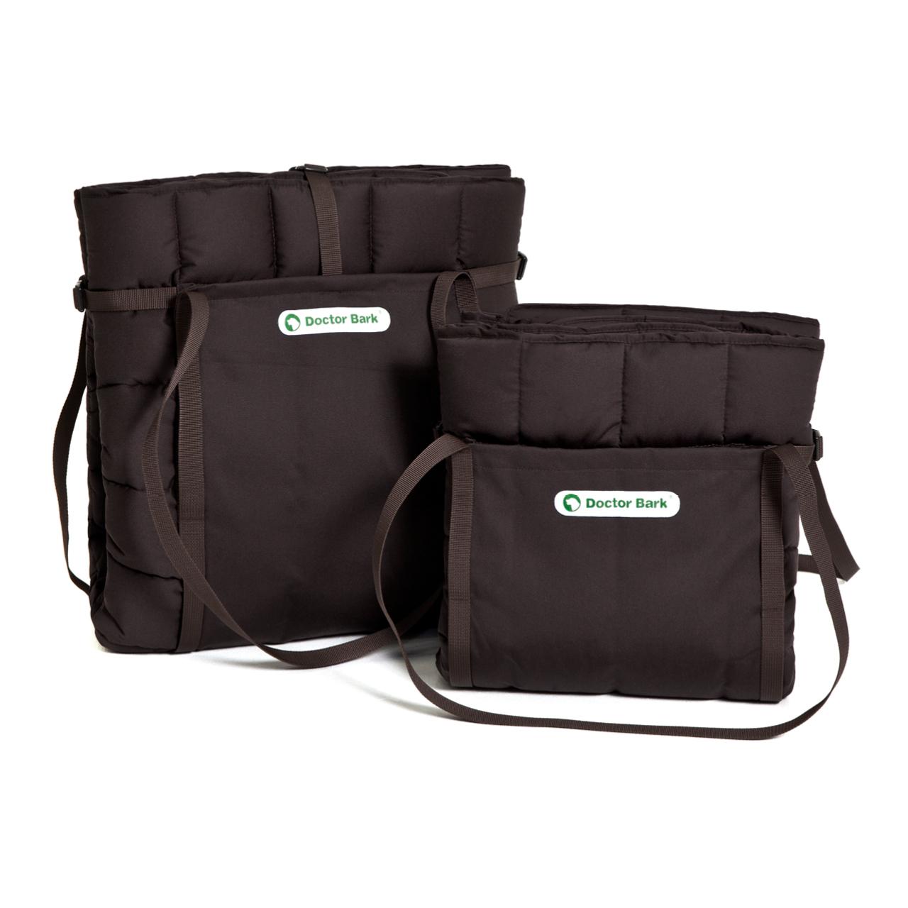 Reisedecke / Travel-Bag braun
