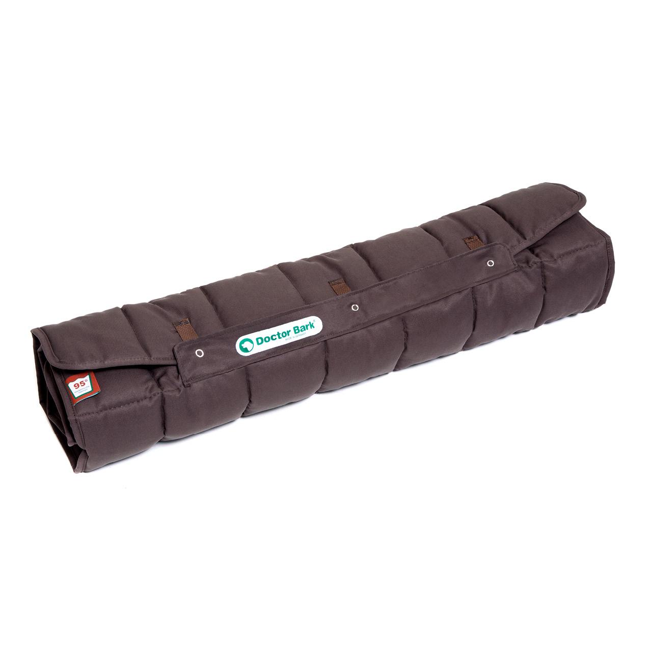 Hundedecke Portable braun one-size