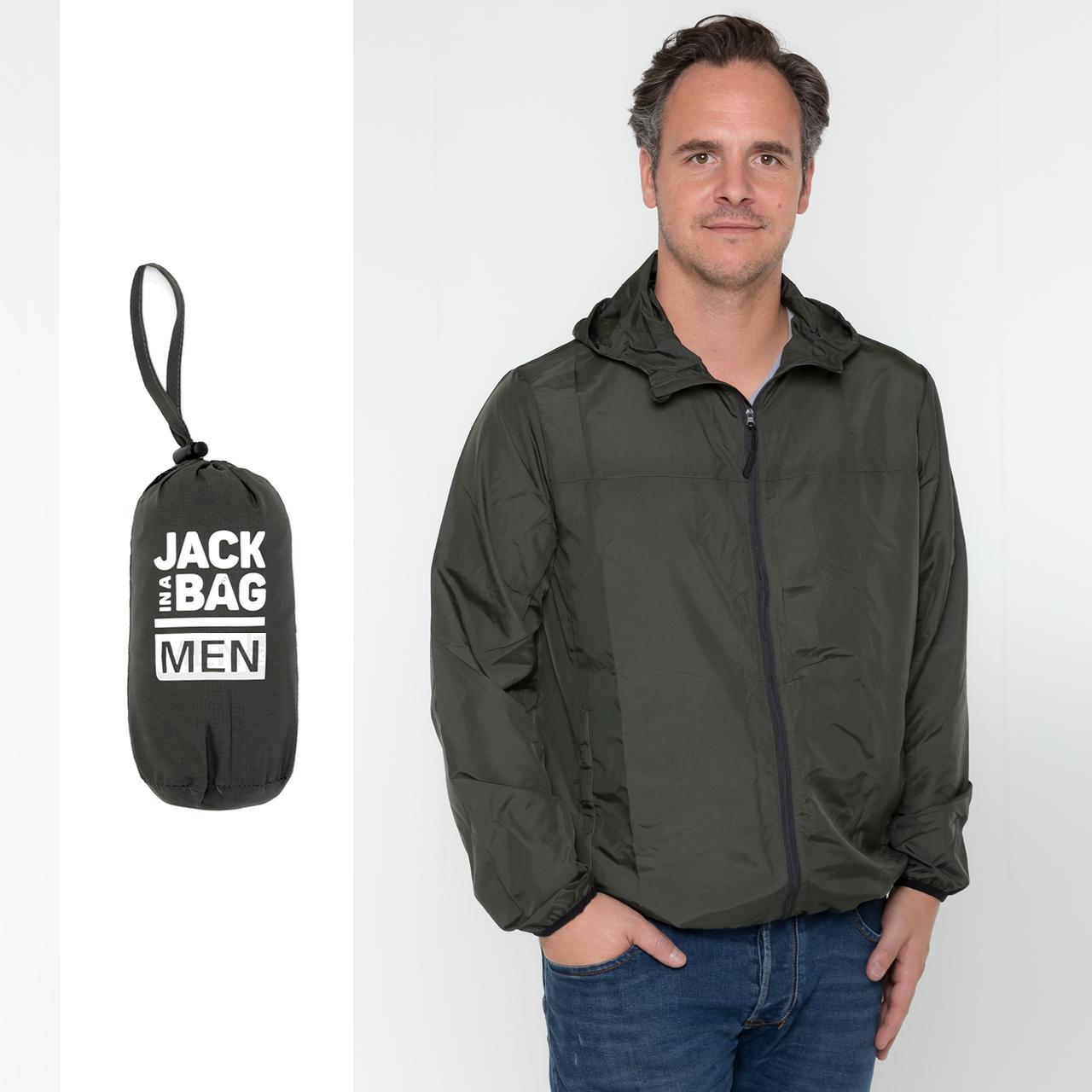 All Season Herren-Jacken in oliv