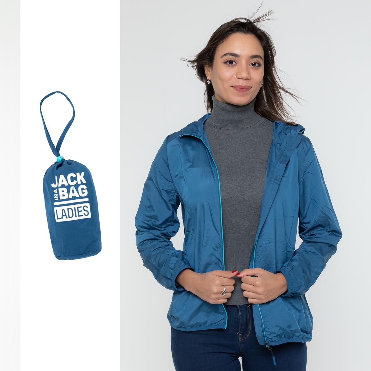 All Season  Damen-Jacke in blau