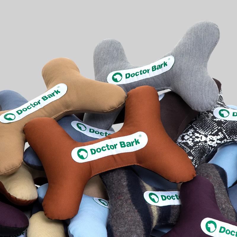 Doctor Bark - Hundespielzeug - waschbar bei 95°C