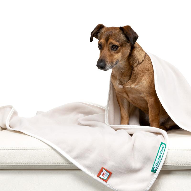 Doctor Bark - Hunde Kuscheldecken - waschbar bei 95°C