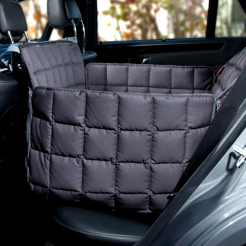 Doctor Bark - Autoschondecke Rückbank 2-Sitz - waschbar bei 95°C