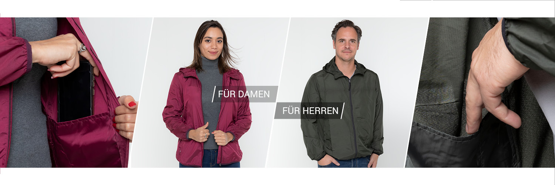 Doctor Bark - Fashion - All Season Jacken / Steppjacken