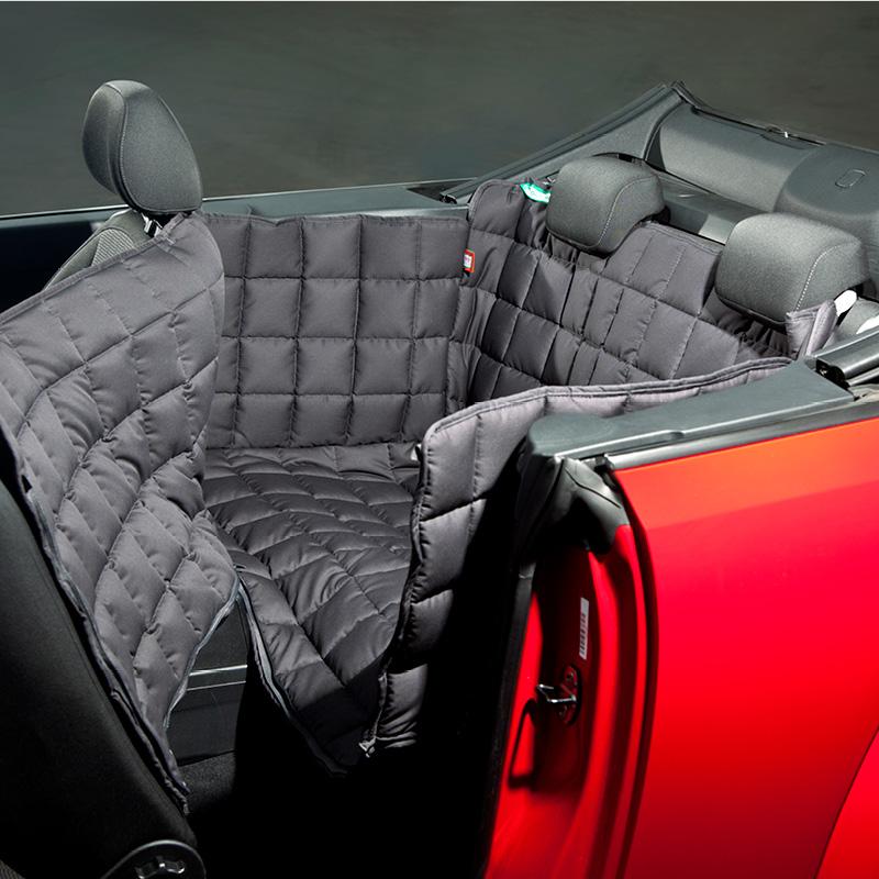 Doctor Bark - Autoschondecke Rückbank 2-Türer/Cabrio - waschbar bei 95°C