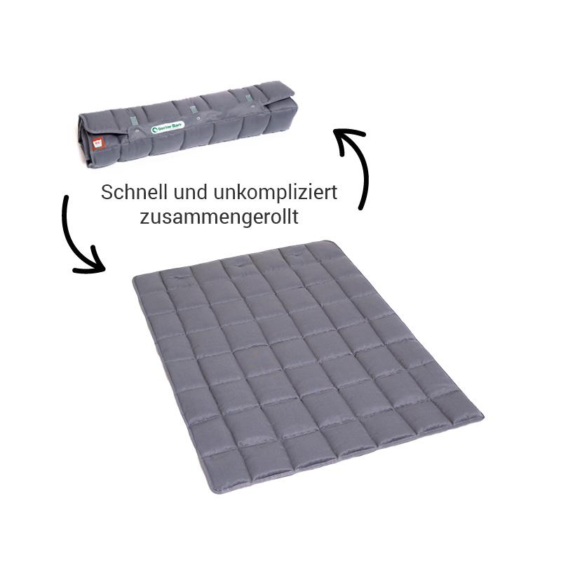 Doctor Bark - Reisedecke Portable - waschbar bei 95°C