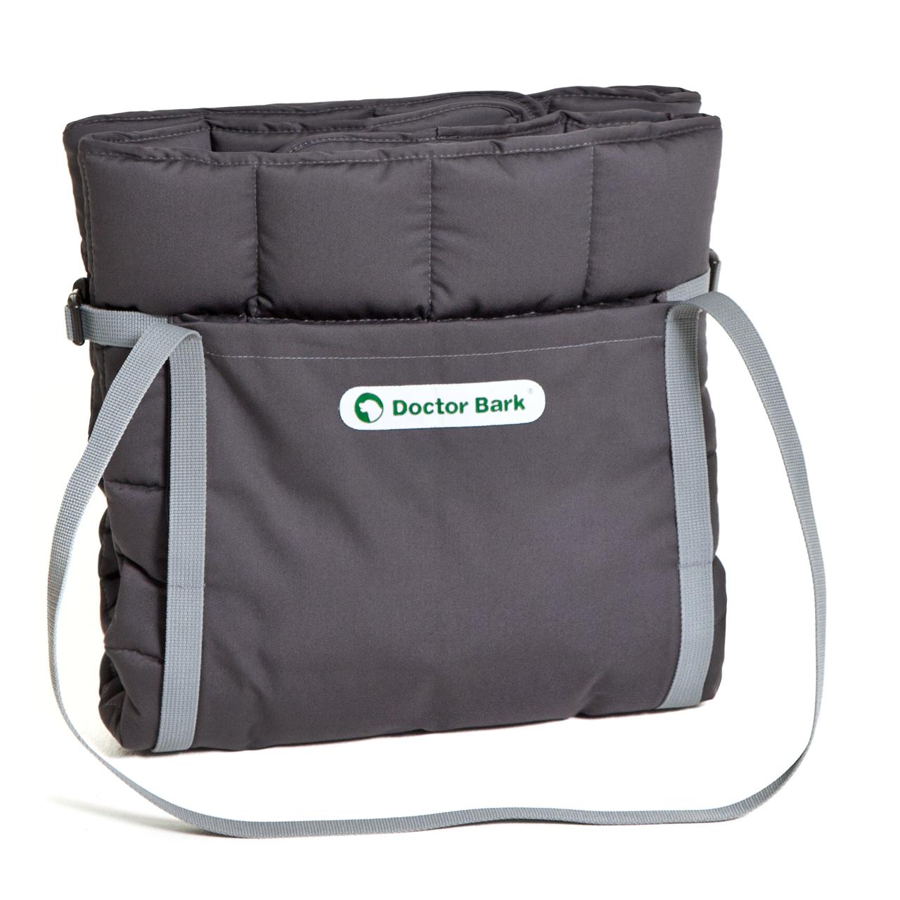Hunde Travel Bag grau L