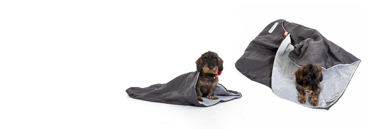 Doctor Bark - Hundedecken / Hundeschlafsack - waschbar bei 95°C