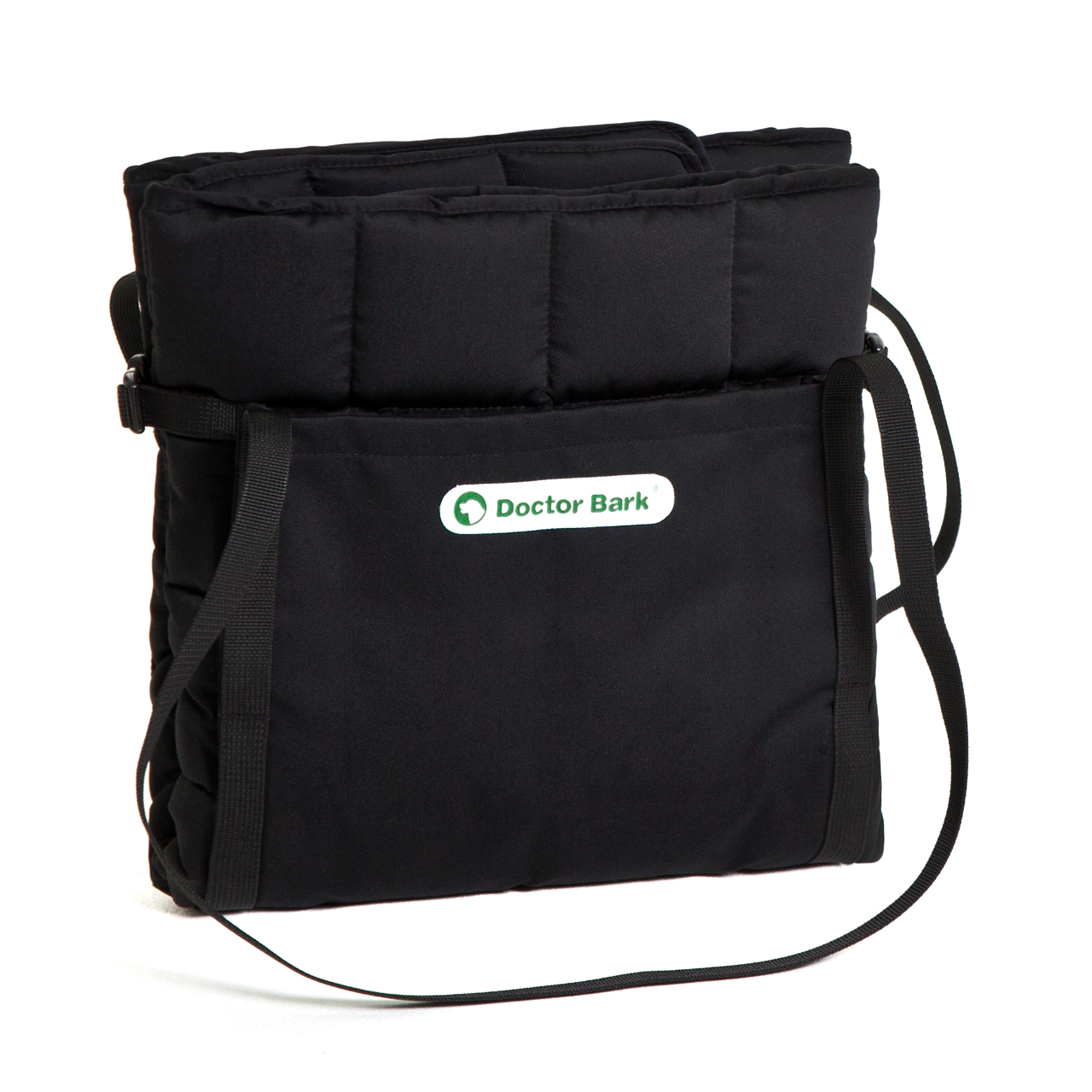 Hunde Travel Bag schwarz L