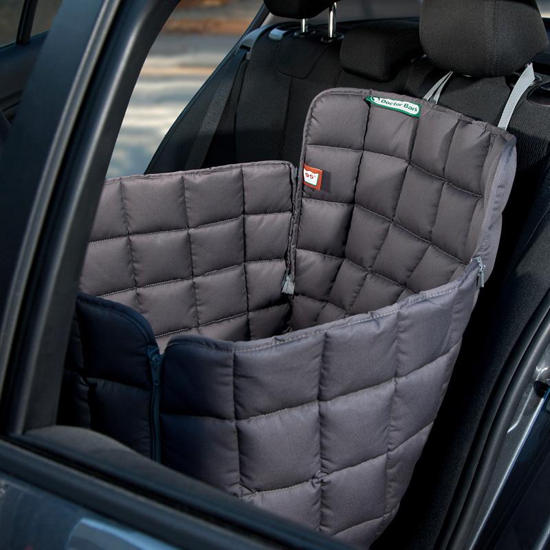 Doctor Bark - Autoschondecke Rückbank 1-Sitz - waschbar bei 95°C