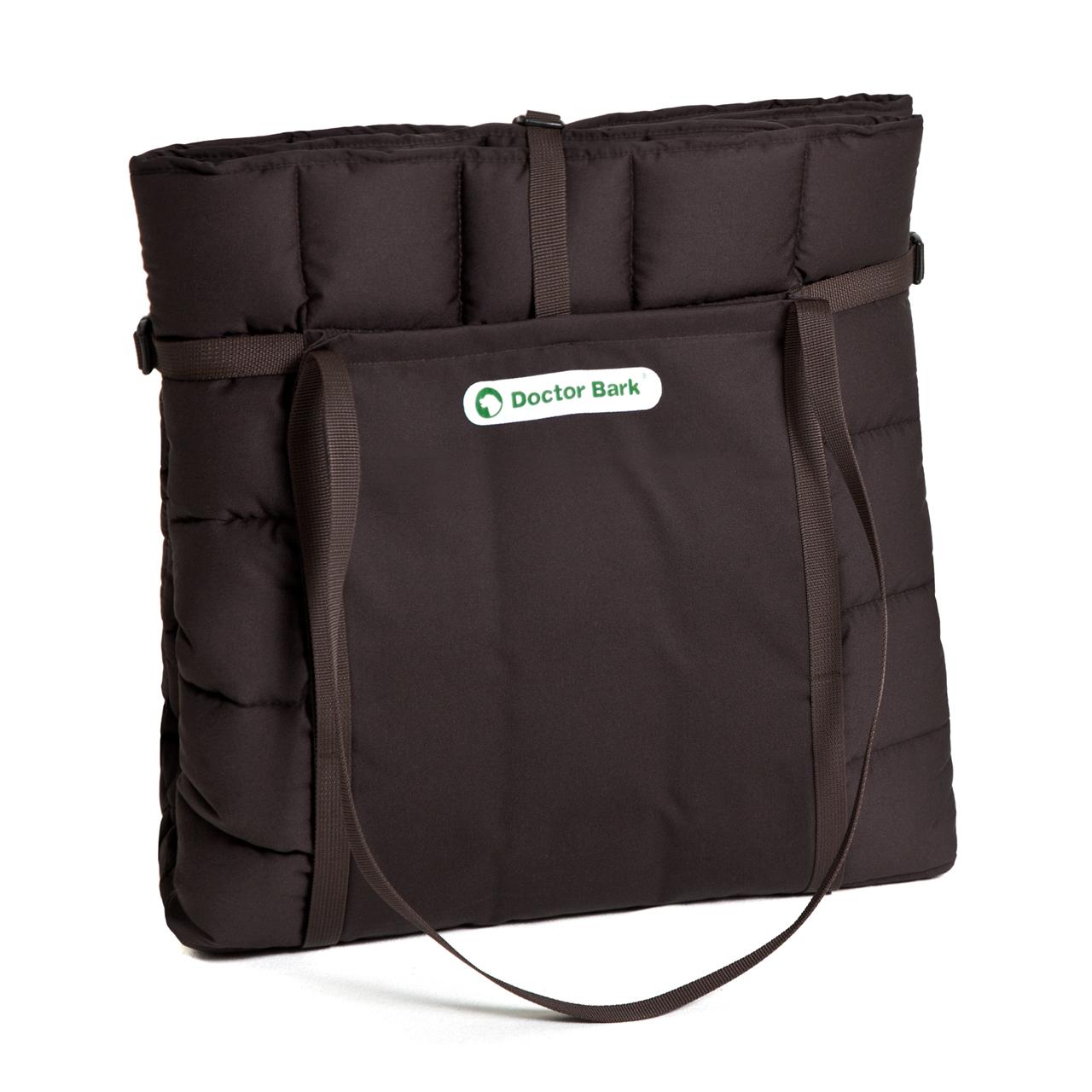 Hunde Travel Bag braun XL