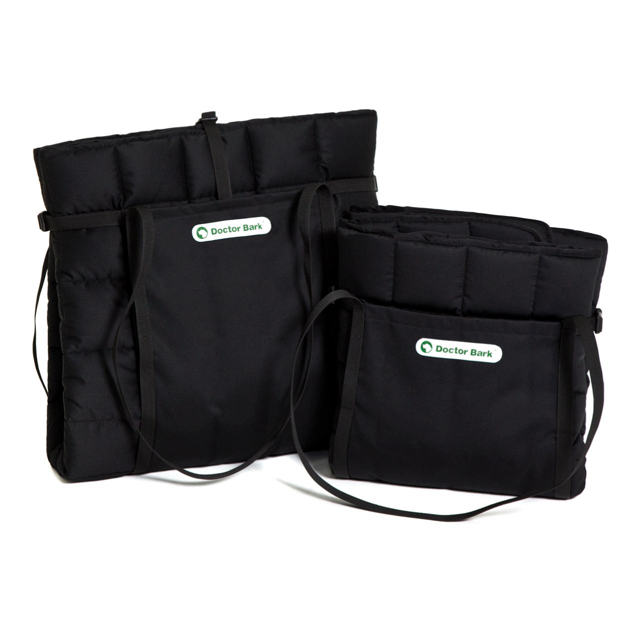 Reisedecke / Travel-Bag schwarz