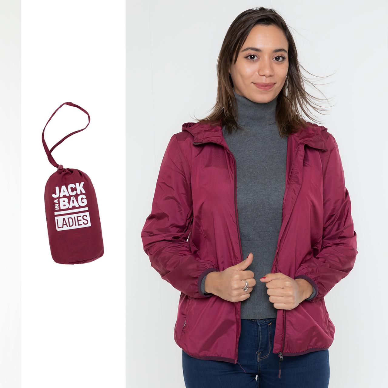 All Season Damen-Jacke in bordeaux