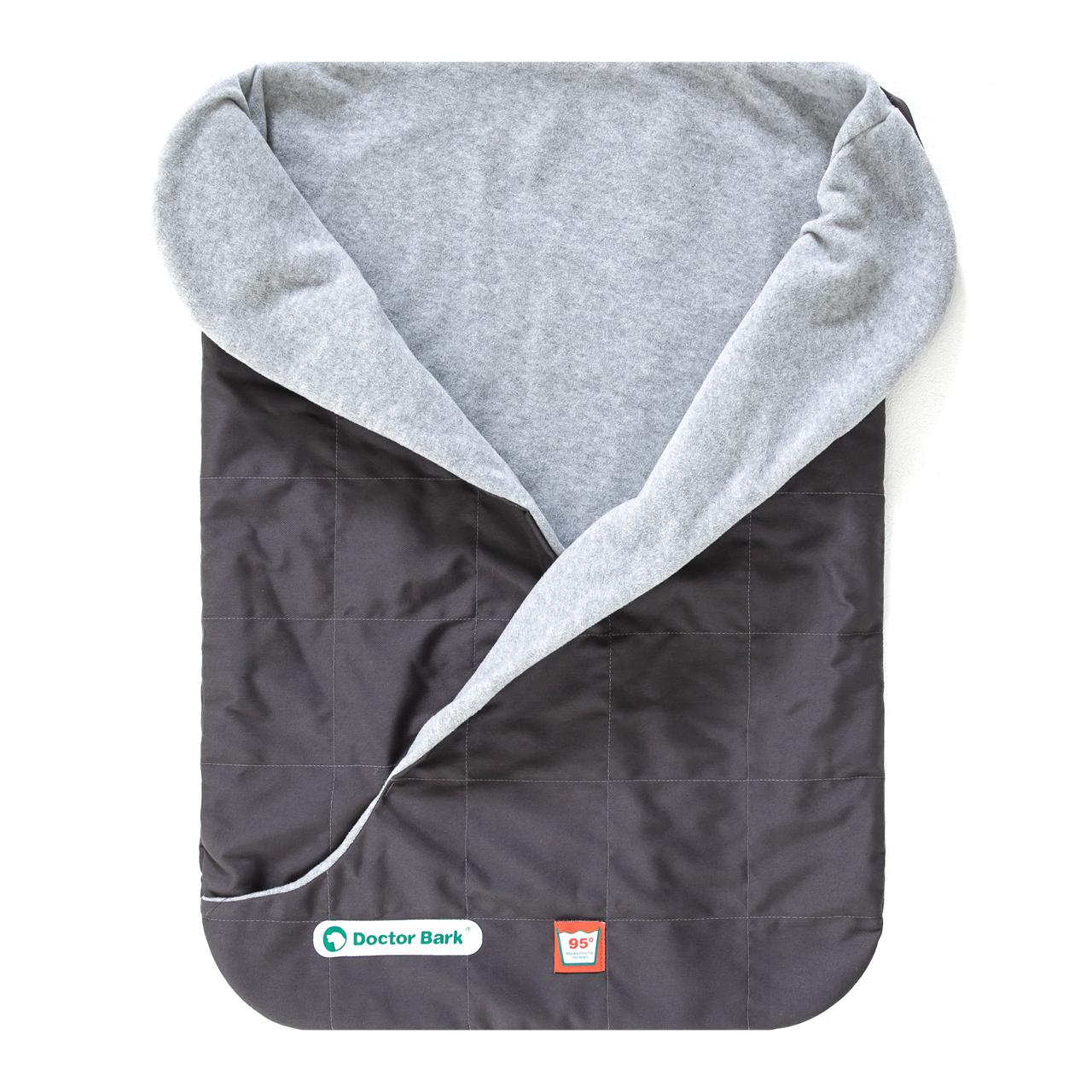 Schlafsack grau M