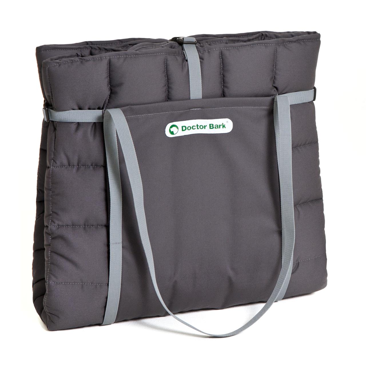 Hunde Travel Bag grau XL